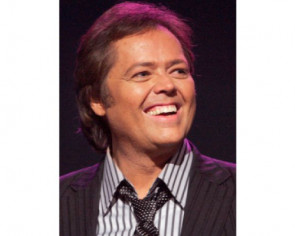 Singer Jimmy Osmond suffers stroke during UK pantomime performance