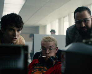 Play the 'Black Mirror: Bandersnatch' game, 'Nohzdyve'