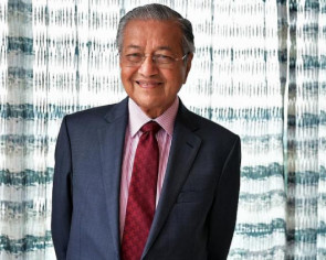 Mahathir says Malaysia will be 'impoverished' if East Coast Rail Link proceeds