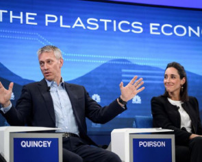 Coca-Cola, Pepsi tout plastic recycling in rare joint appearance