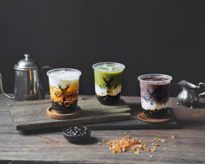 Taiwanese bubble tea brand The Alley and its brown sugar pearls are coming to Singapore
