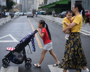 China's population shrinks despite two-child policy: experts
