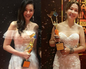 Big wins for Jesseca Liu, Kym Ng, and local hosts at Asia Rainbow TV Awards 2019
