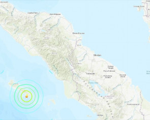 Quake of magnitude 6.2 strikes near Indonesia's Aceh province: USGS