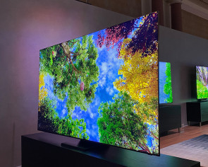 Samsung has deleted bezels from its Q950TS QLED 8K TV