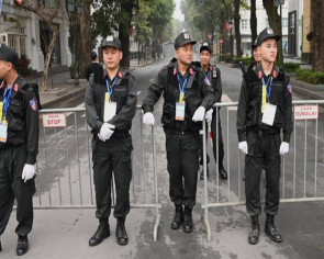 3 policemen killed in clash with protesters in Vietnam