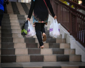 Singapore taking 'baby steps' to reduce consumption