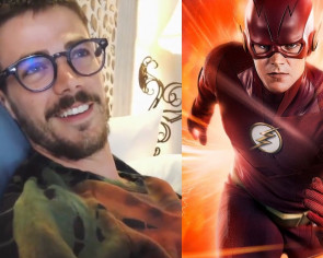Netizens go gaga with clip of The Flash's Grant Gustin speaking in Malay to his wife