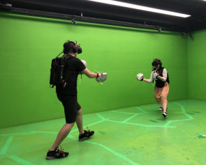 Hong Kong's first VR fighting game: Unbound Fighting League