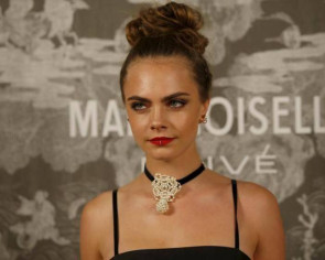 Cara Delevingne has 3m-wide bed, mirrored ceiling, stripper pole in Playboy Mansion-inspired rooms