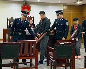 Chinese pair jailed after rival job candidate has drink spiked with drugs