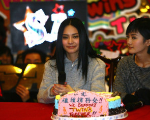 Highs and lows for singer-actress Gillian Chung, 39 today