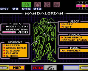Check out The Mandalorian and Baby Yoda in fan-made Metroid game