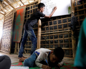 'Now they can chase their dreams': Bangladesh allows Rohingya children to study