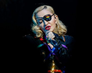 Injured Madonna cancels second show in Portugal
