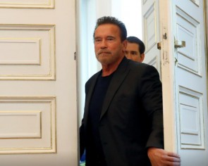 Schwarzenegger likens US Capitol siege to Nazi violence