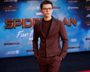 Tom Holland lost and gained 14kg for new crime movie
