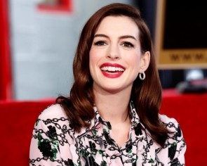 Anne Hathaway races to release Locked Down Covid-19 rom-com