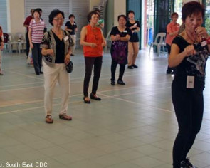 65-year-old says dancing keeps her active