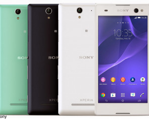 Sony's latest Xperia C3 touted as the world's best selfie smartphone