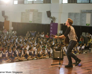 Hunter Hayes: We wanted to honour everyday S'poreans