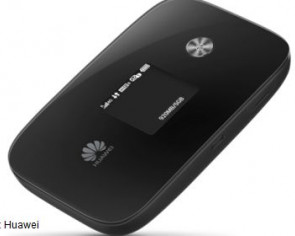 Huawei E5786 MiFi first to support SingTel's 300Mbps 4G service