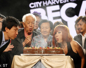 City Harvest celebrates 25 years despite ongoing trial