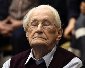 Former Nazi SS officer, 94, sentenced to 4 years in prison