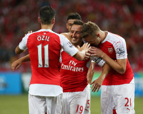 Football: Arsenal lock in 2017 Sydney dates