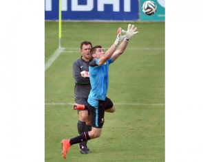 Football: Socceroos keeper Ryan signs for Valencia