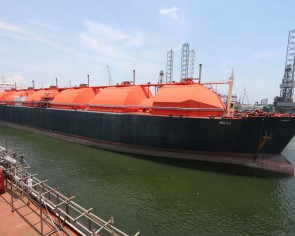 Keppel unit inks US$684m LNG carrier conversion contract