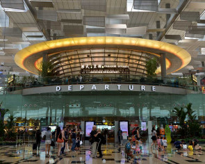 Changi Airport a high-flier but faces dogfight from Hong Kong