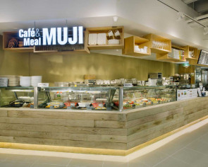 Muji opens 10th outlet, 2nd cafe in Raffles City