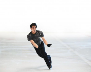Malaysian figure skater Julian Yee refines his skills for SEA Games