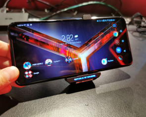 ASUS' ROG Phone II comes with a 120Hz AMOLED display and 6000mAh battery