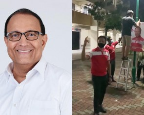 PAP's Iswaran accuses PSP of 'untrue spin' in West Coast GRC poster takedown issue