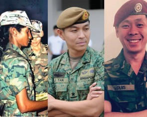 SAF Day: We take a look back on some GE2020 candidates' time in the military