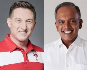 GE2020 Battle for Nee Soon: K Shanmugam and PSP's Brad Bowyer's war of words
