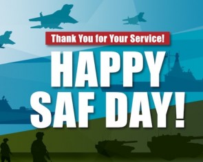 Awesome SAF day deals for servicemen and SAFRA members