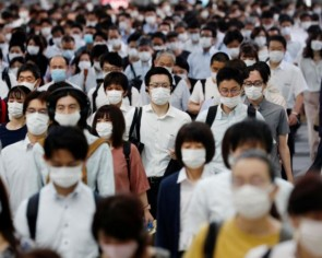 Tokyo reports over 100 new coronavirus infections for a third day, NHK says