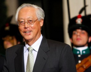GE2020: Don't rock the boat, says ESM Goh Chok Tong