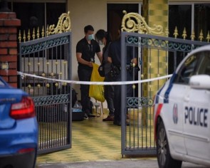 34-year-old Myanmar maid arrested for allegedly murdering 95-year-old woman in Upper Serangoon