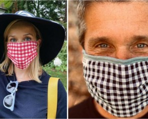 American celebs encourage people to #WearADamnMask