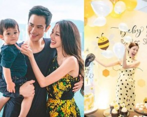 It's another boy for Kevin Cheng and wife Grace Chan