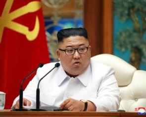 North Korea's Kim says Covid-19 'could be said to have entered the country': KCNA