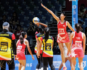 SEA Games: No one can stop Singapore