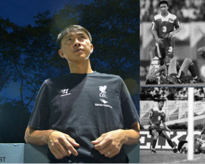 Lim Tong Hai faces up to darkest moment of 2 own goals in 1993 SEA Games match