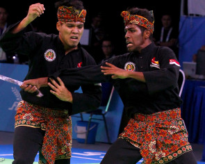 SEA Games: Blow for S'pore's silat team