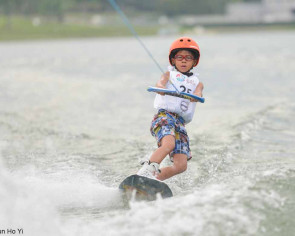 Malaysia wakeboarders have a blast at the SEA Game