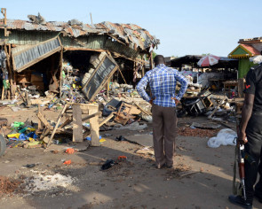 12-year-old girl kills 10 in Nigeria suicide attack